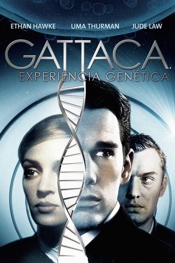 Gattaca, uma Experiência Genética - Poster