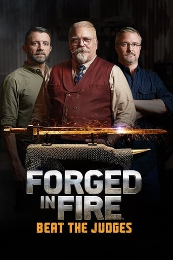 Poster of Forged in Fire: Beat the Judges