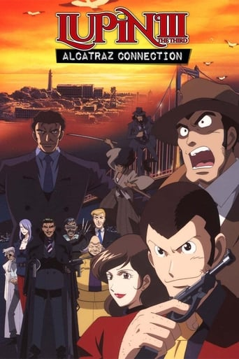 Lupin the Third: Alcatraz Connection