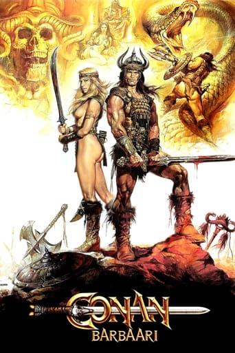 Conan – barbaari