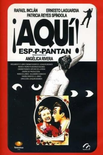 Poster of ¡Aquí espaantan!