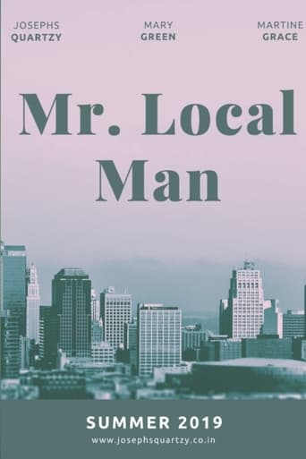 Mr. Local Man