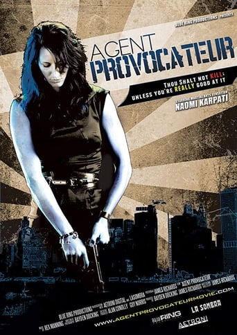 Poster of Agent Provocateur