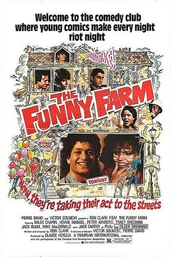 Poster of The Funny Farm