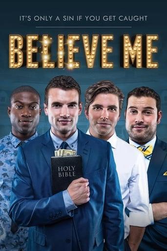 Believe Me (2014) - poster