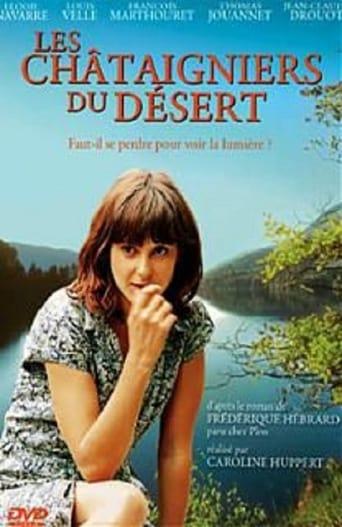 Poster of Les châtaigniers du désert