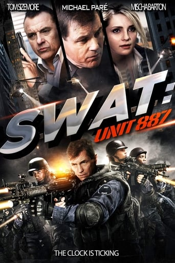 Poster of Swat: Unit 887