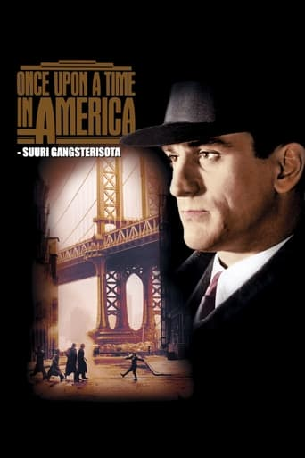 Once Upon a Time in America - suuri gangsterisota