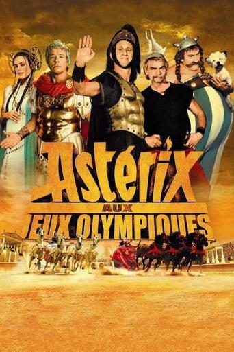 Астерикс на Олимпийските игри
