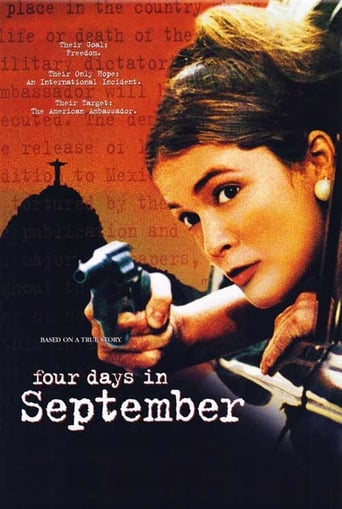 Poster of Four Days in September