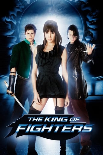 Poster of The King of Fighters