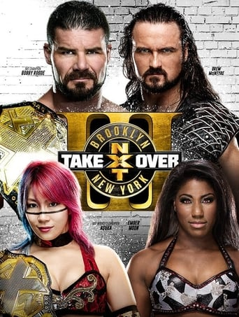 Poster of NXT TakeOver: Brooklyn III