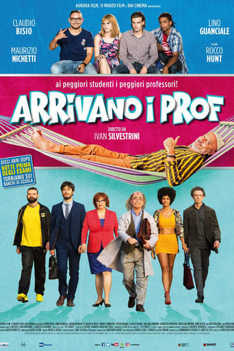 Poster of Arrivano i prof