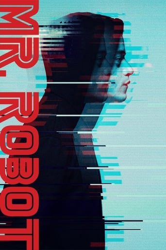 Poster of Mr. Robot