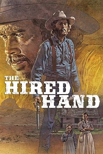 Poster of The Hired Hand