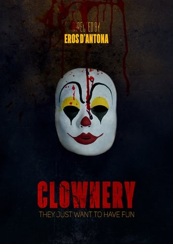 Clownery Poster