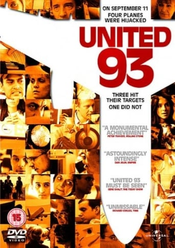 Poster of United 93: The Families and the Film