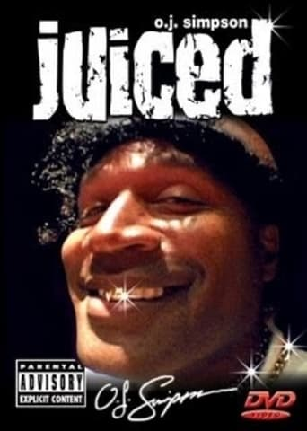 Poster of Juiced with O.J. Simpson
