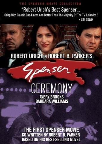 Poster of Spenser: Ceremony