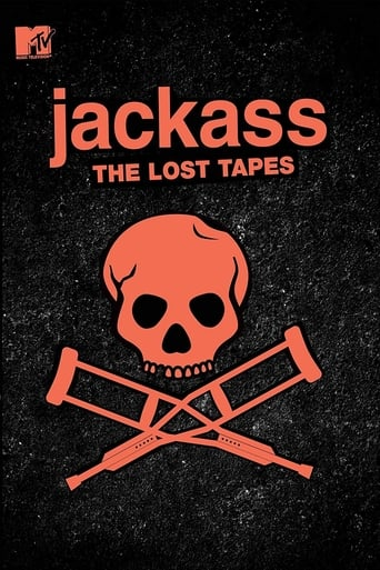 Poster of Jackass: The Lost Tapes