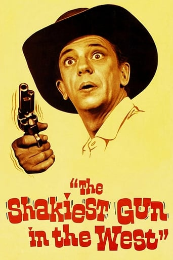 Poster of The Shakiest Gun in the West