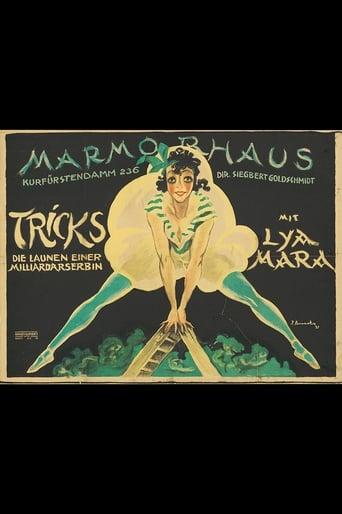 Poster of Trix, der Roman einer Millionärin