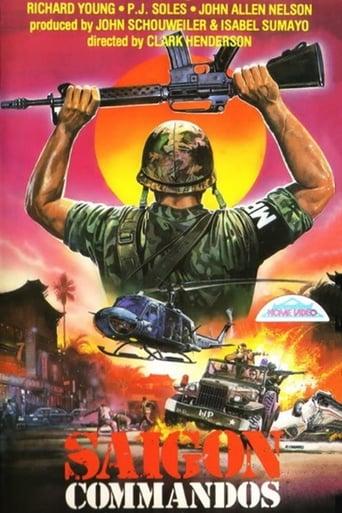 Poster of Saigon Commandos