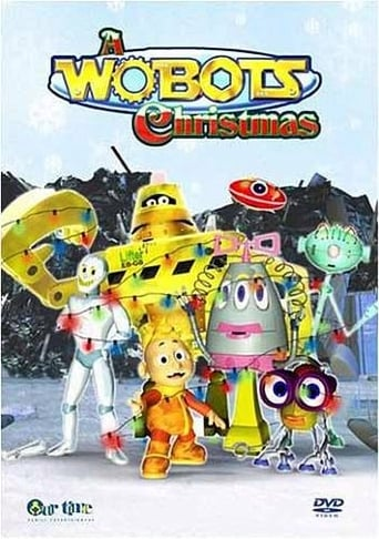Poster of A Wobots Christmas