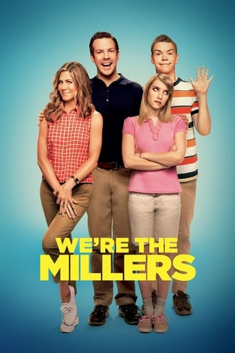 The poster of We're the Millers