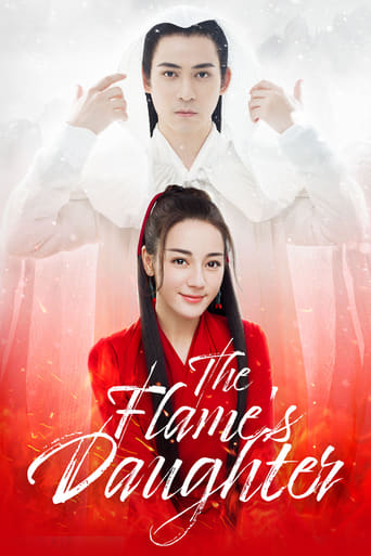 Poster of The Flame's Daughter