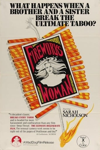 Poster of The Fireworks Woman