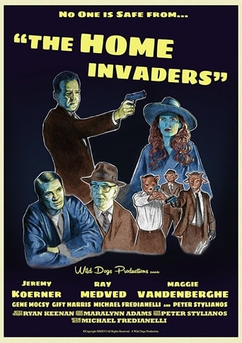 Poster of The Home Invaders