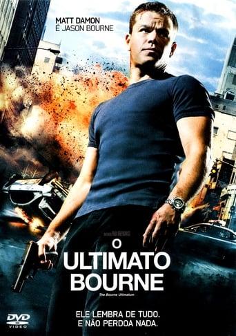 O Ultimato Bourne - Poster
