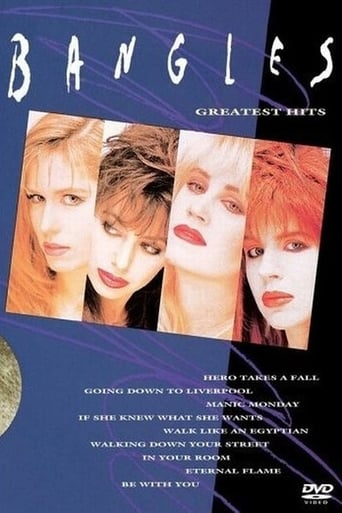 Poster of Bangles Greatest Hits