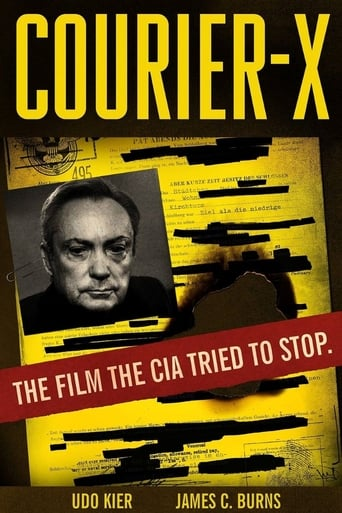 Poster of Courier X