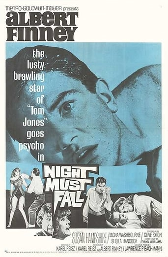 Poster of Night Must Fall