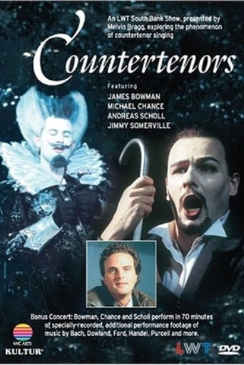 Poster of Countertenors