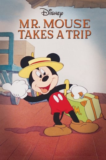 Poster of Mr. Mouse Takes a Trip