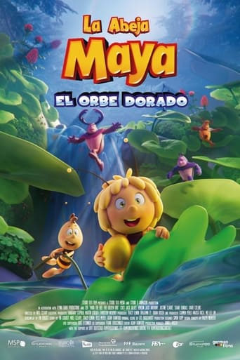 Maya y el Orbe Dorado