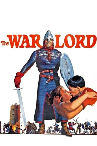 Poster of The War Lord
