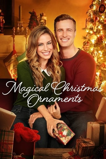 Poster of Magical Christmas Ornaments
