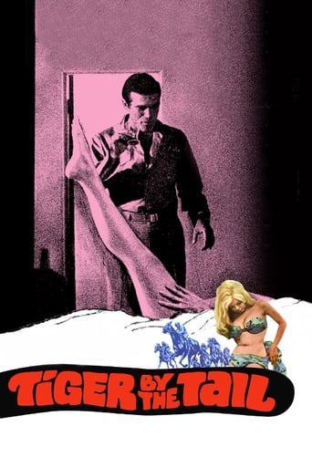 Poster of Tiger by the Tail