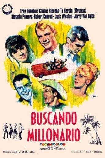 Poster of Palm Springs Weekend