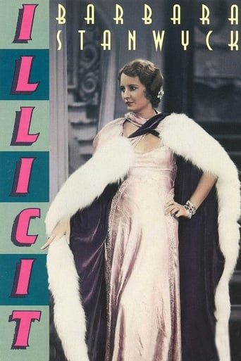 Poster of Illicit