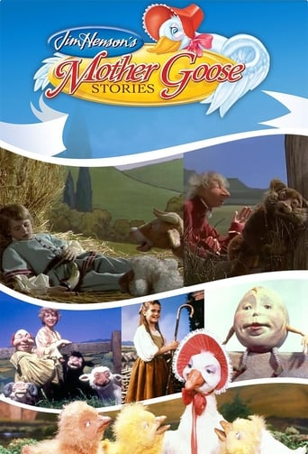 Poster of Jim Henson's Mother Goose Stories