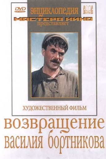 Poster of The Return of Vasili Bortnikov