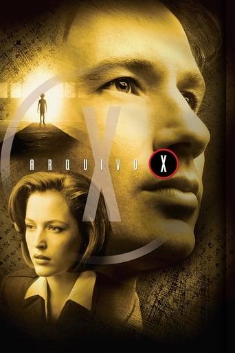 Arquivo X 5ª Temporada - Poster