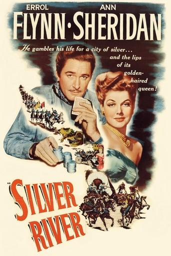 Poster of Silver River