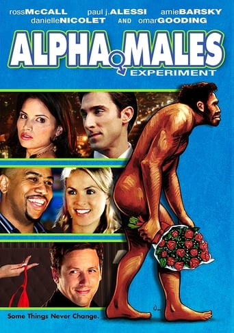 Poster of Alpha Males Experiment