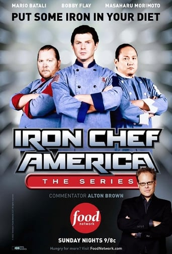 Poster of Iron Chef America